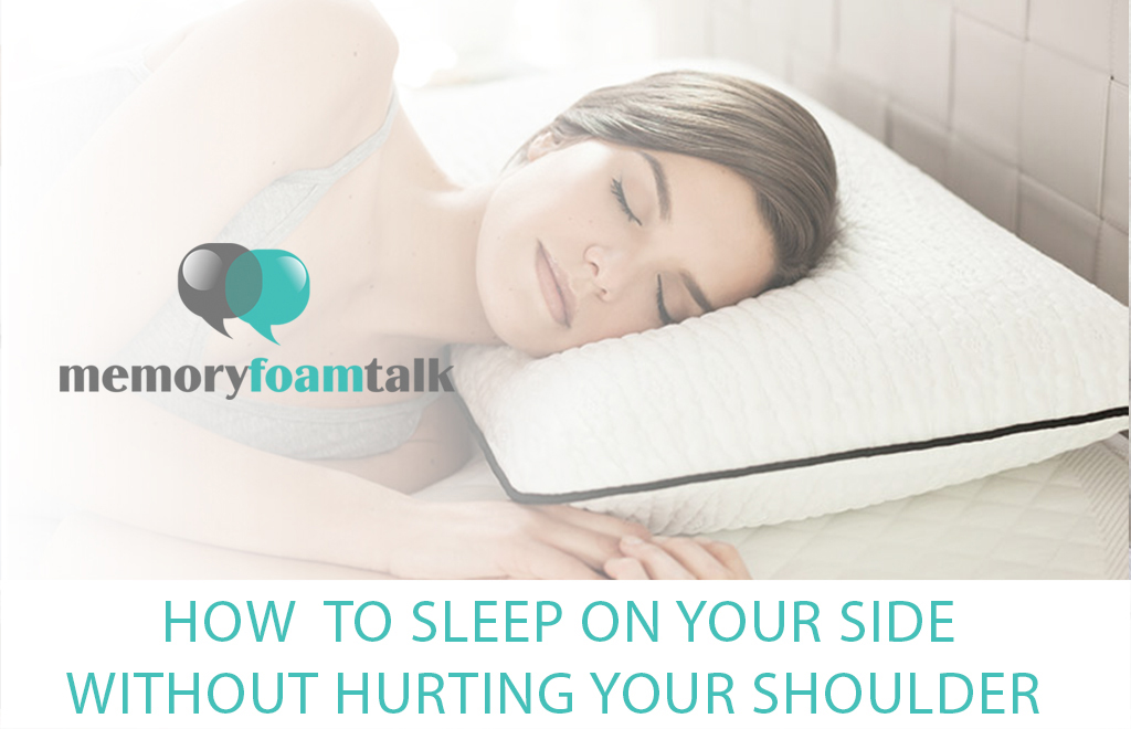 How to Sleep on Your Side Without Hurting Your Shoulder