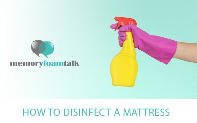 How to Disinfect a Mattress