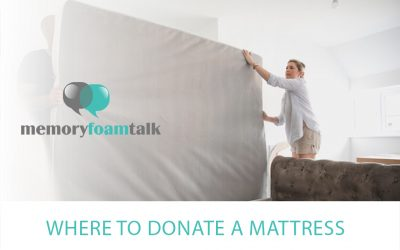 Where to Donate a Mattress
