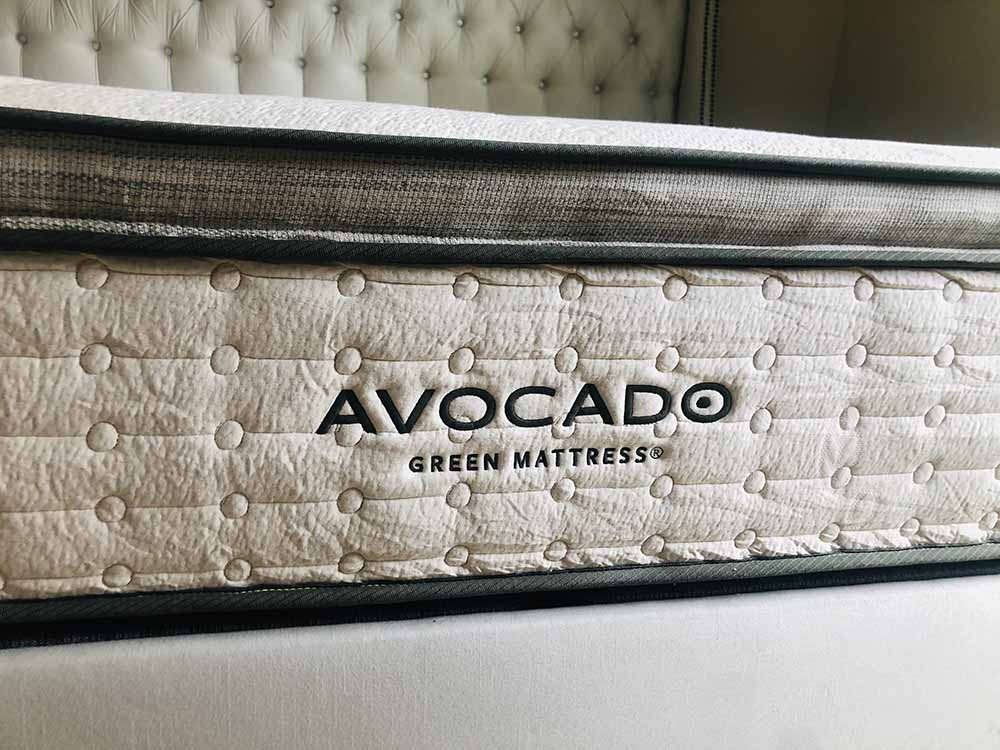 avocado mattress profile