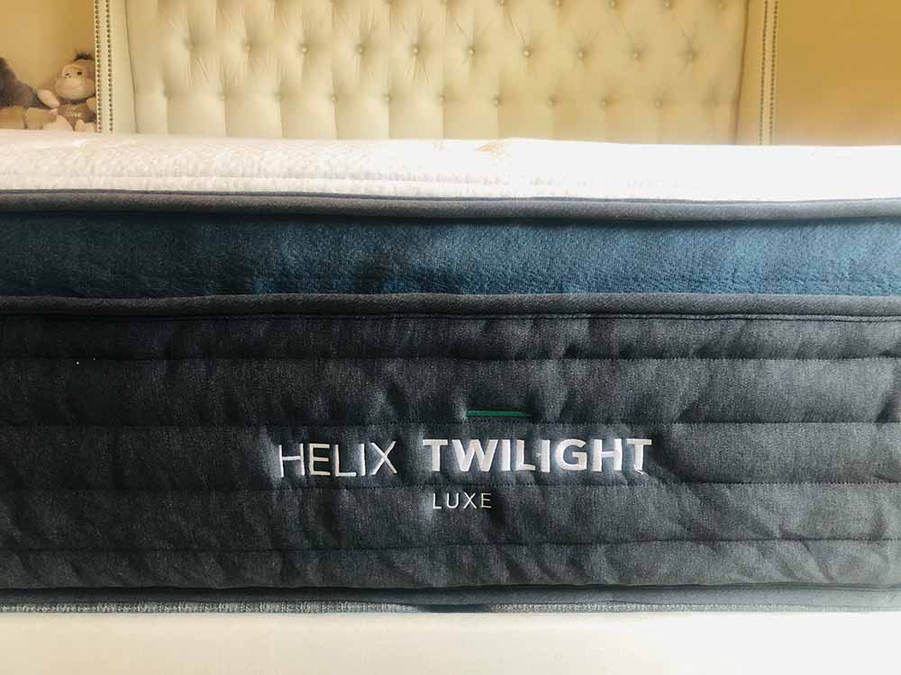 Helix twilight luxe logo
