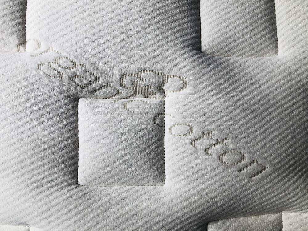 Naturepedic mattress cover