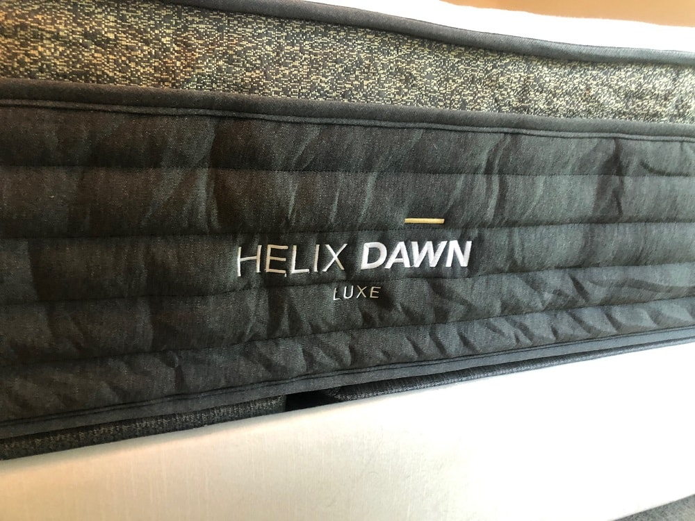 Helix Dawn Luxe profile