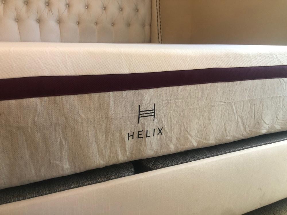 Helix Dusk profile view