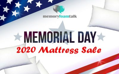 Memorial Day Mattress Sale and Discount Coupons 2020
