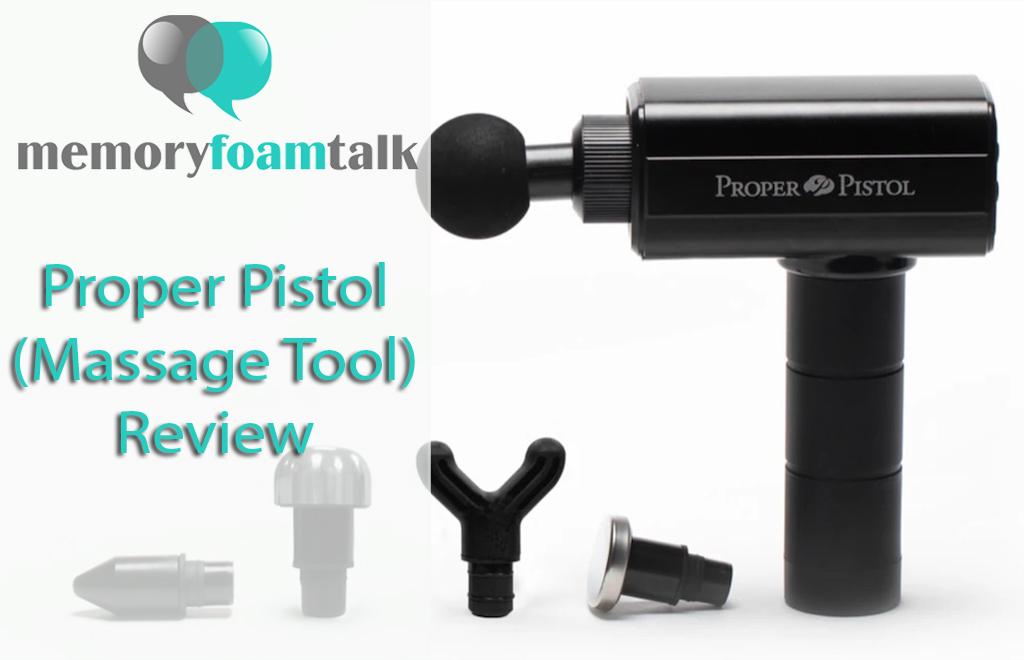 Proper Pistol (Massage Tool) Review
