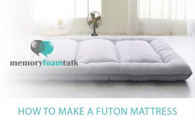 How to Make a Futon Mattress