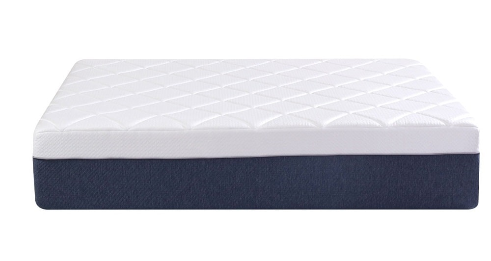 Haven Boutique mattress - profile