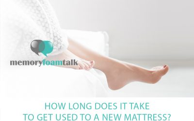 How Long Does It Take to Get Used to a New Mattress?