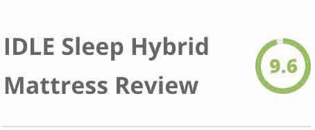 IDLE Hybrid sidebar
