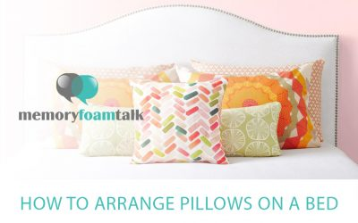 How to Arrange Pillows on a Bed