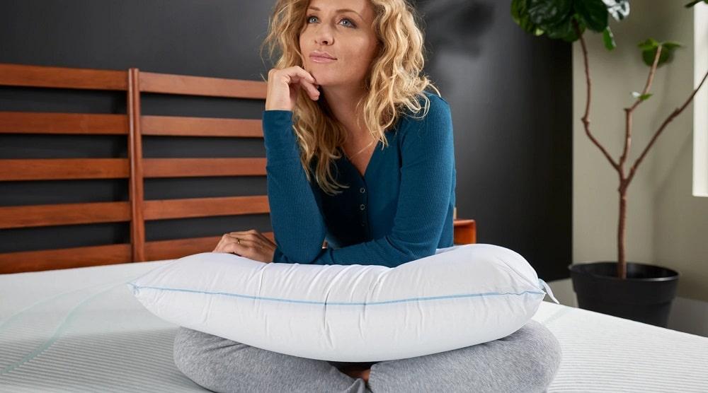Tempur-Cloud Breeze Dual Cooling pillow - comfort