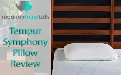 Tempur-Symphony Pillow Review