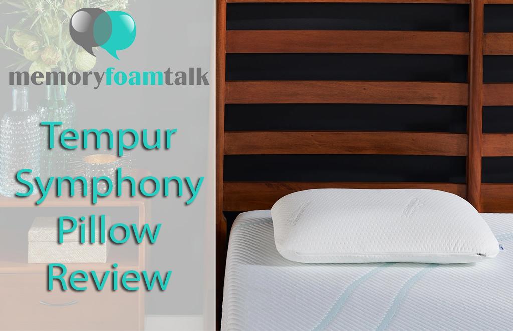 Tempur-Symphony Pillow Review