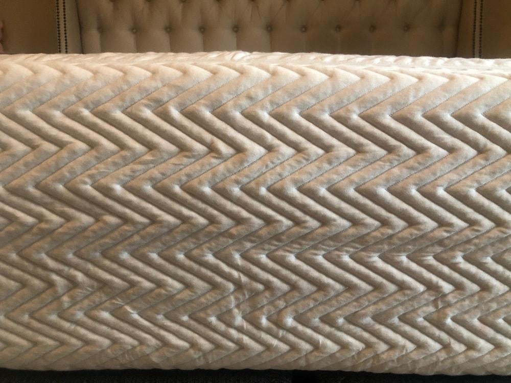 Leesa Legend mattress - profile