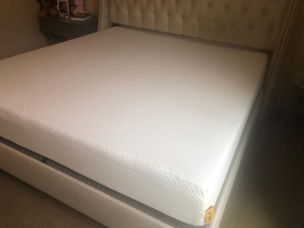 Nolah Original mattress - corner view