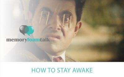 How to Stay Awake
