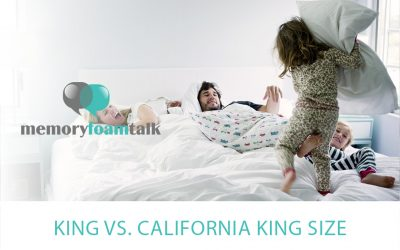 King vs. California King Size