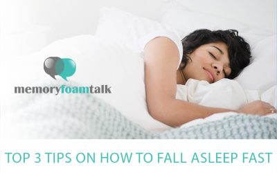 Top 3 Tips on How to Fall Asleep Fast