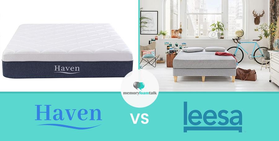 Haven Boutique vs. Leesa Original