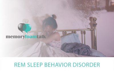 REM Sleep Behavior Disorder