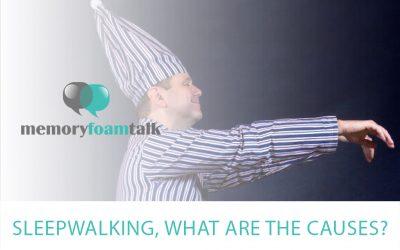 Sleepwalking, What Causes It?