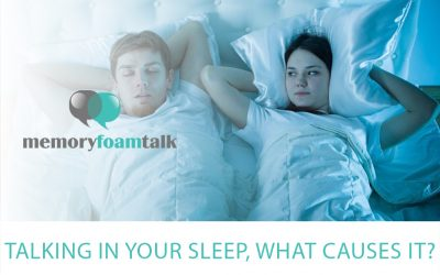 Talking in Your Sleep, What Causes It?