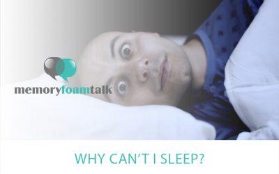 Why Can't I Sleep?