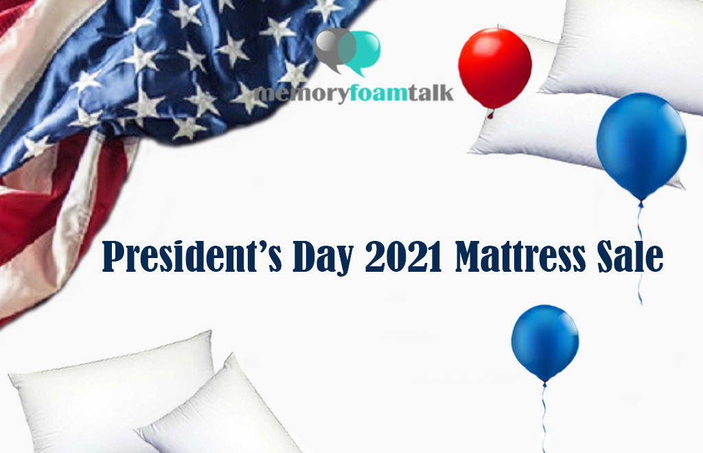 President's Day Mattress Sale and Discount Coupons 2021