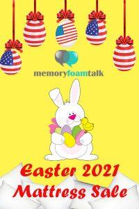 Easter mattress deals