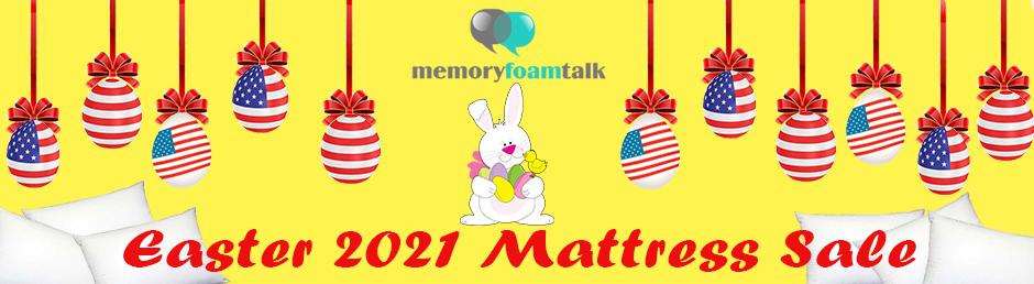 Easter mattress discounts
