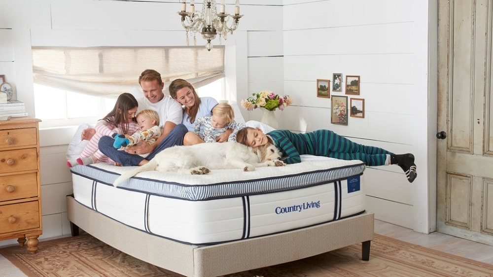 Country Living Napa mattress