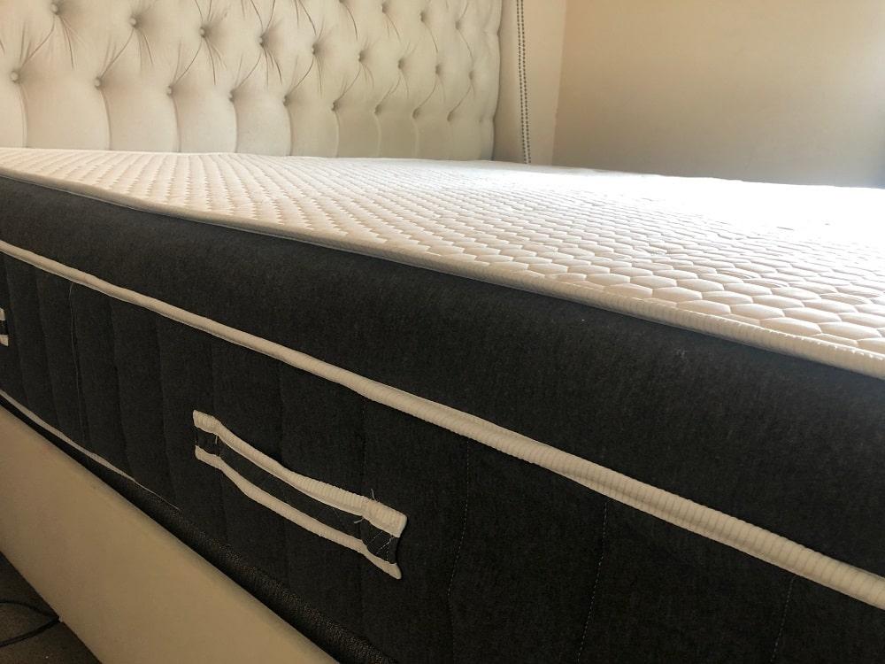 SpineAlign mattress - profile
