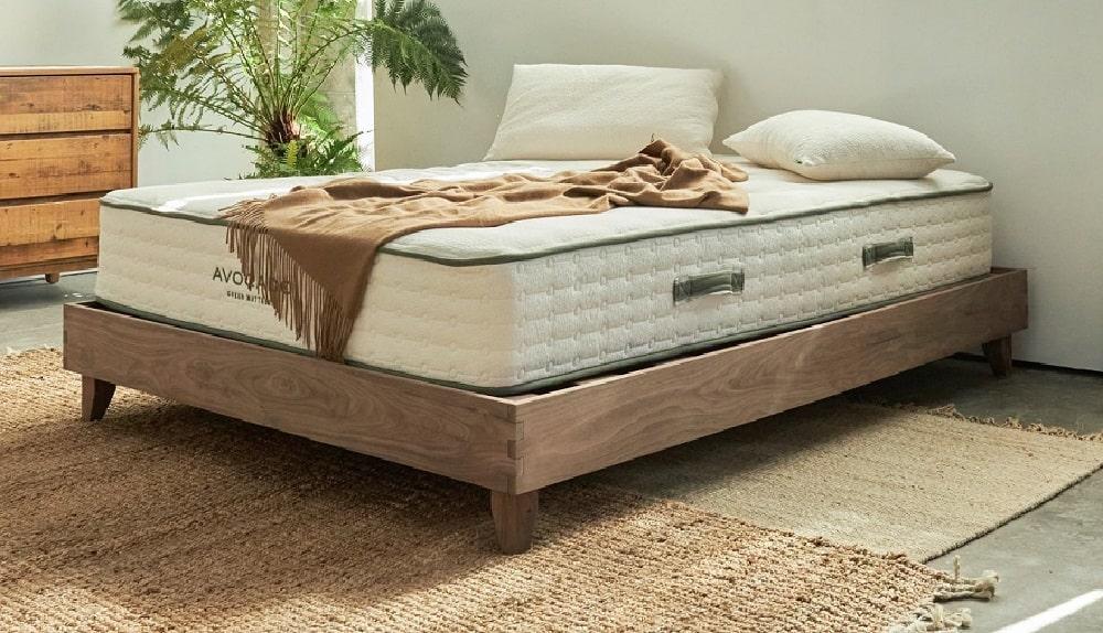 Avocado City Bed Frame