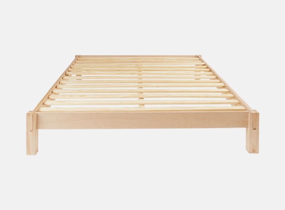Helix Natural Wood Frame