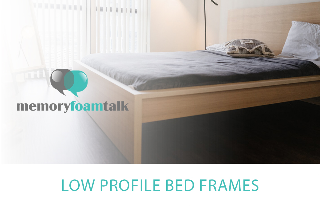 Low Profile Bed Frames