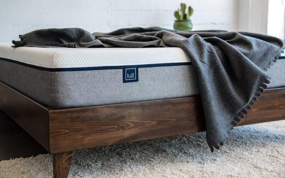 Lull Platform Bed Frame