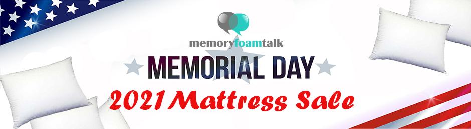 Memorial Day 2021 mattress discounts