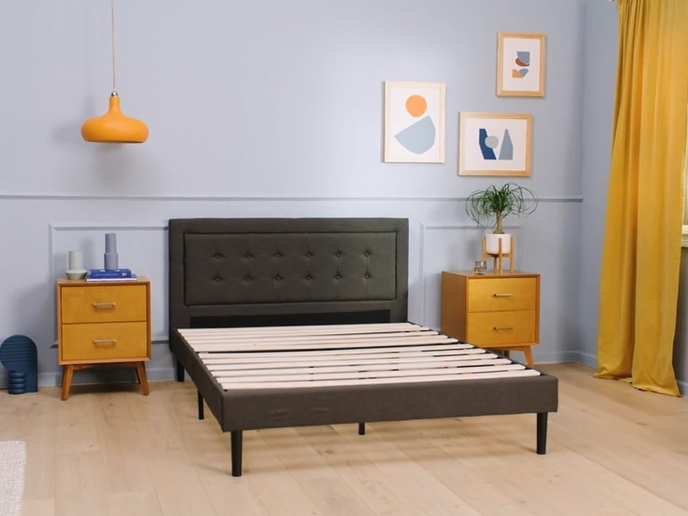Nectar Bed Frame With Headboard