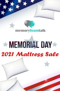 Memorial Day 2021 mattress discount coupons