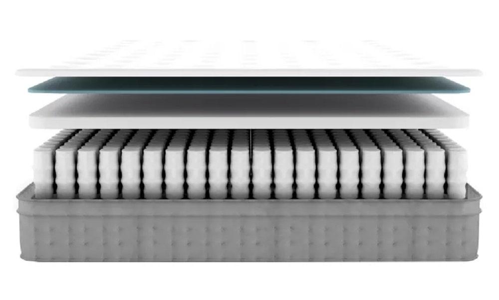 Noa Lite mattress layers