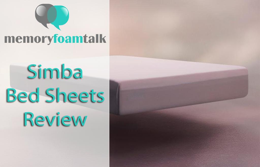 Simba Bed Sheets Review