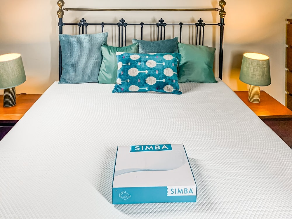 Simba Bed Sheets - packaging
