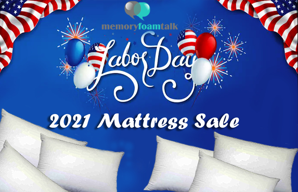 Labor Day Mattress Sale and Discount Coupons 2021