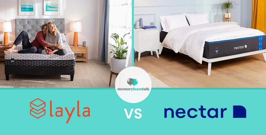 Layla vs nectar