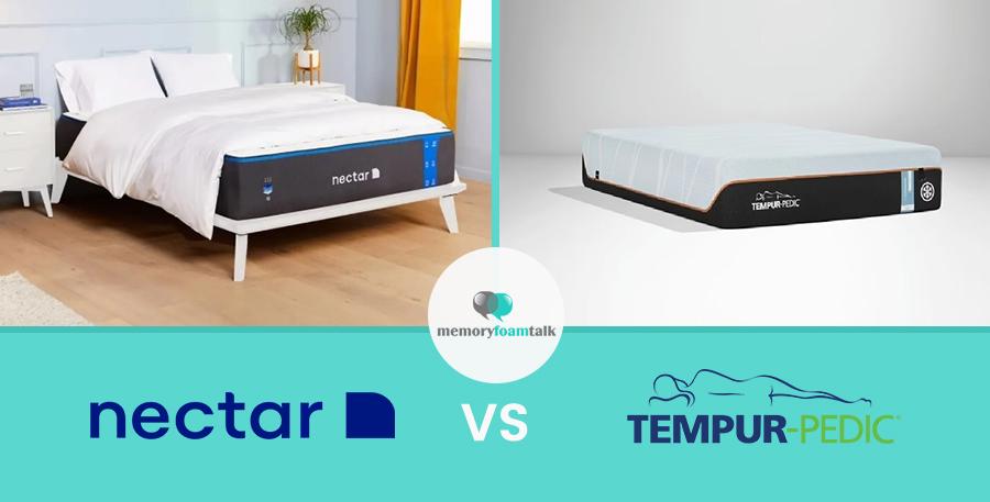Nectar vs Tempur Luxe Breeze