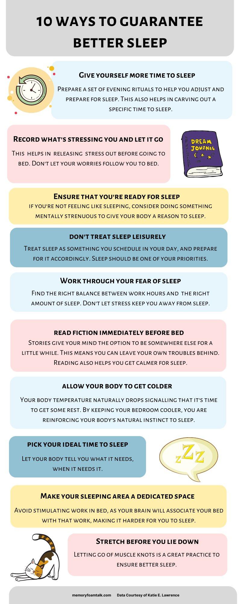 Guarantee Better Sleep