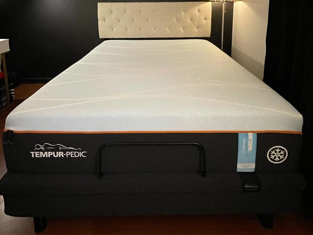 Tempur Luxe Breeze mattress review